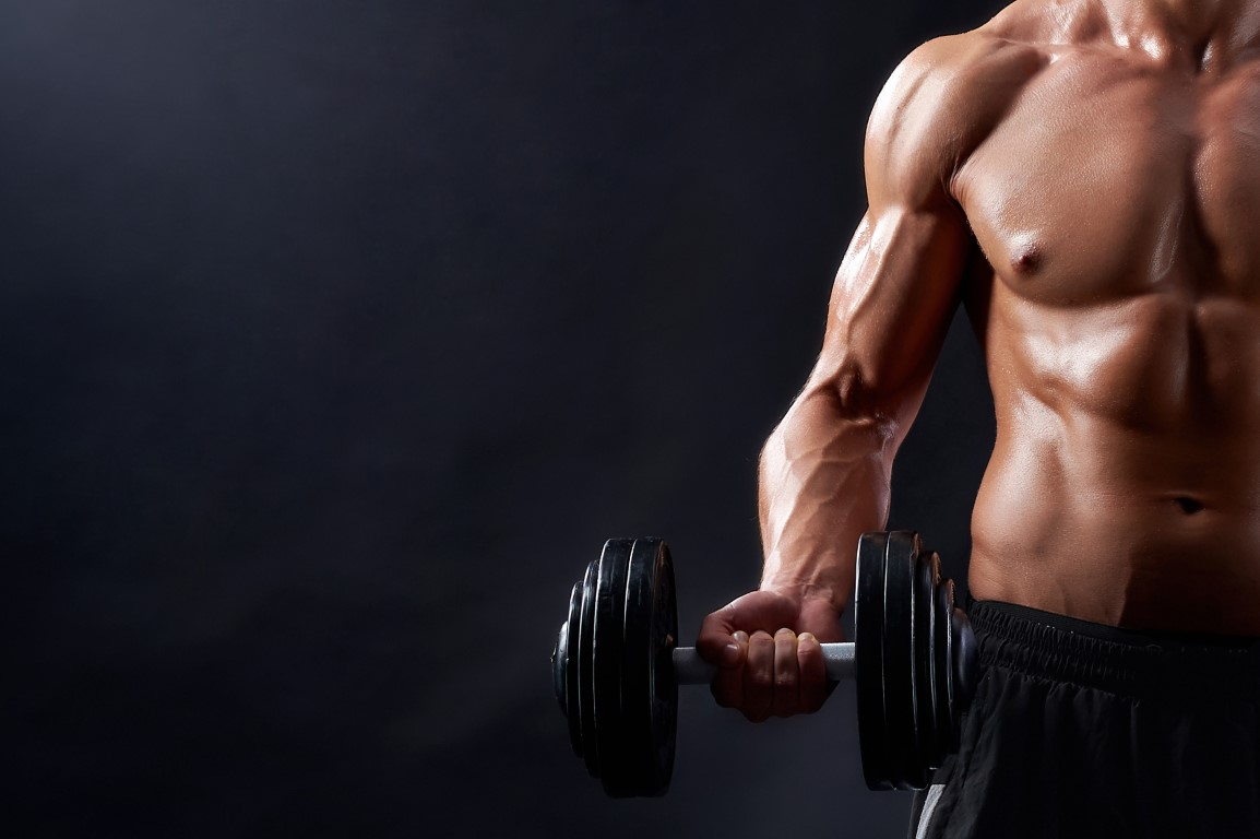 antrenor personal pentru mușchi