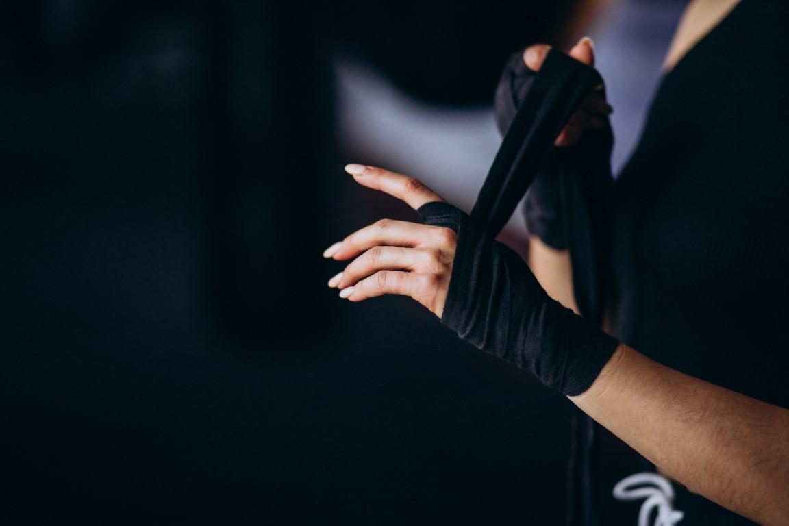 antrenor kickboxing bucuresti